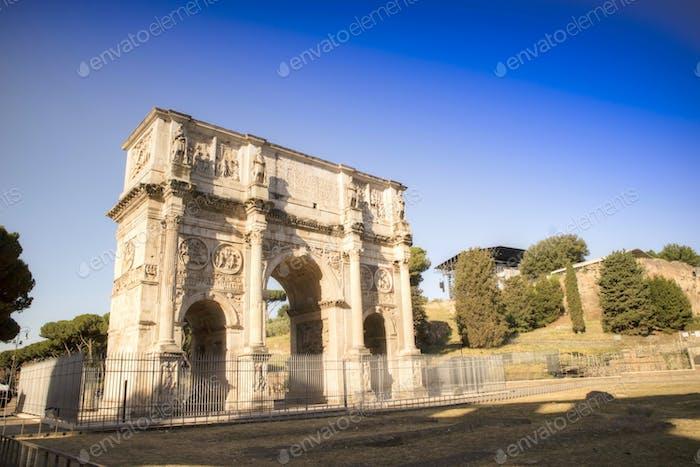 Bogen von Konstantin Rom