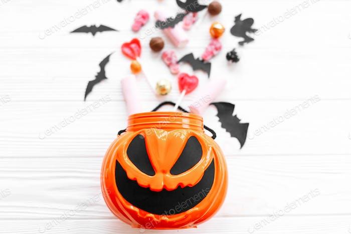 Halloween-Flachlag