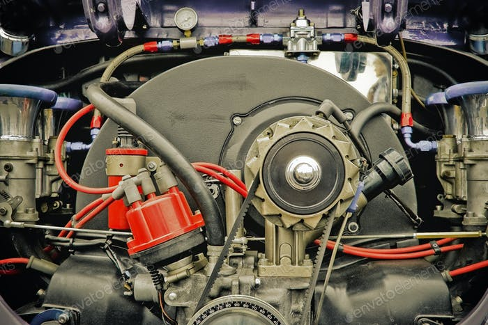 Retro-Motor