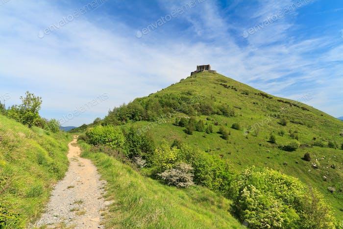 Genova hills