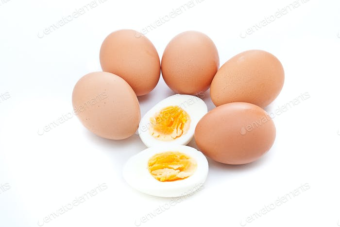 Thumbnail for Boiled egg