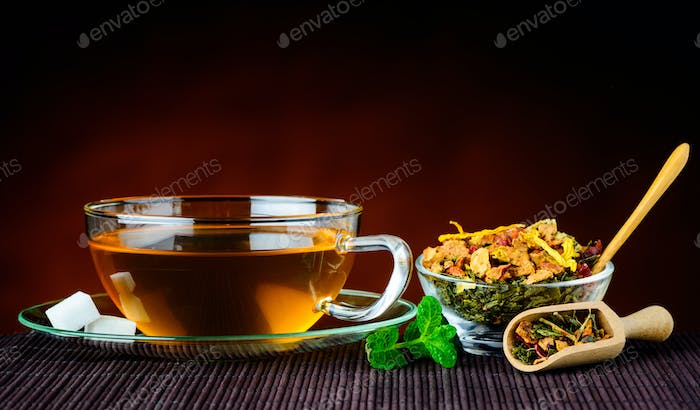 Traditional Cup of Tea