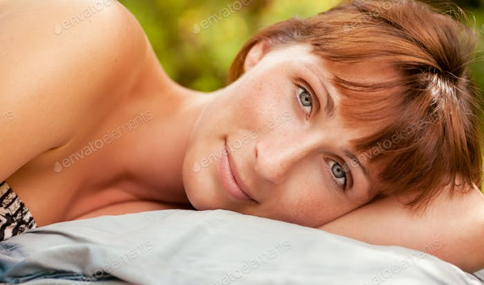 natural beauty relaxing