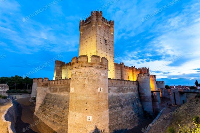 Schloss der Mota