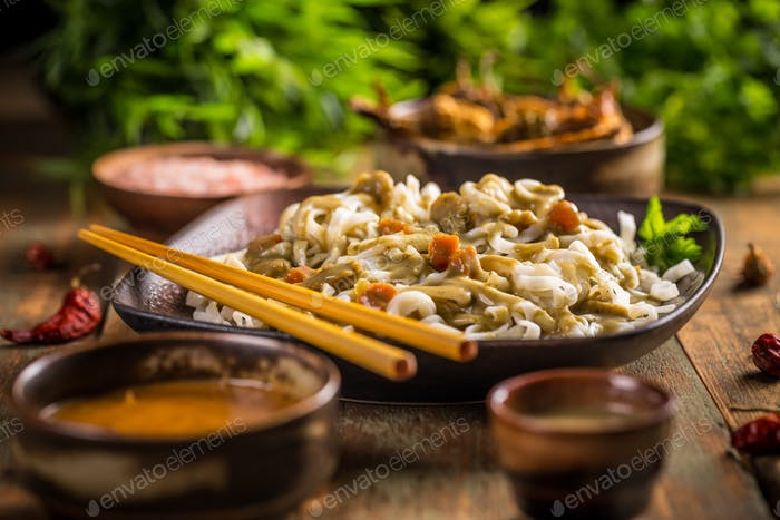 Thai-Nudeln