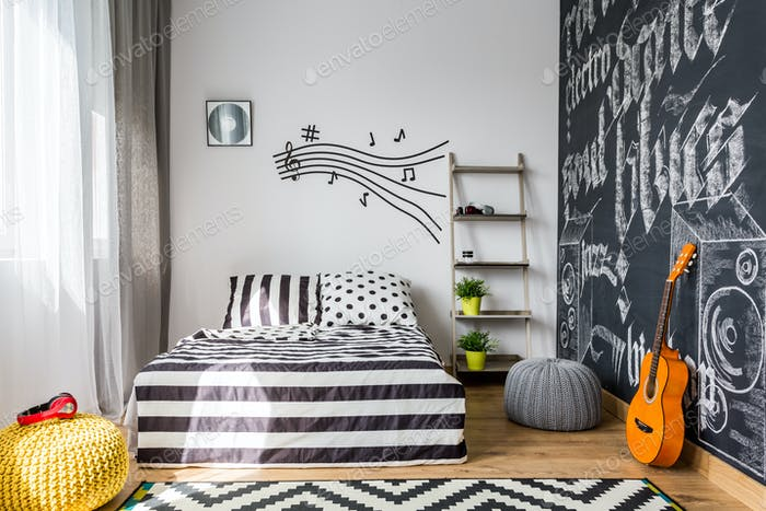 Bedroom every music lover needs