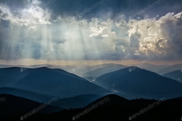 Carpathians mountains