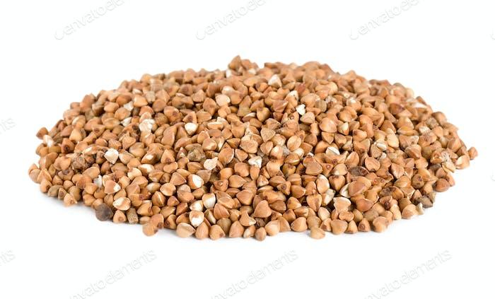Buckwheat isolated