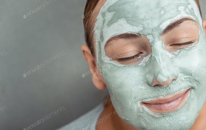 Anti-Aging-Gesichtsmaske