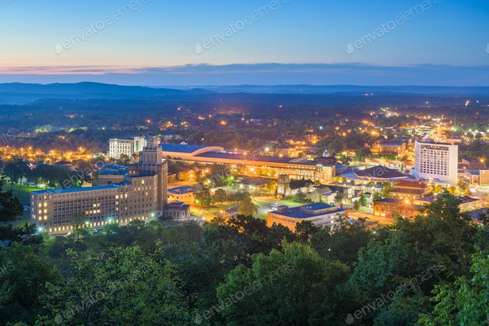 Hot Springs, Arkansas, USA
