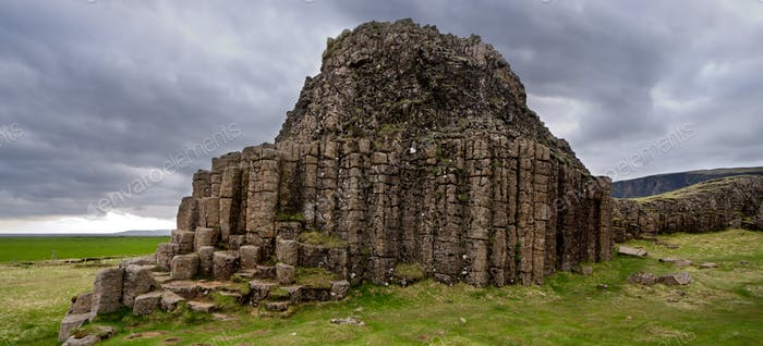 Basalt Formation, Iceland