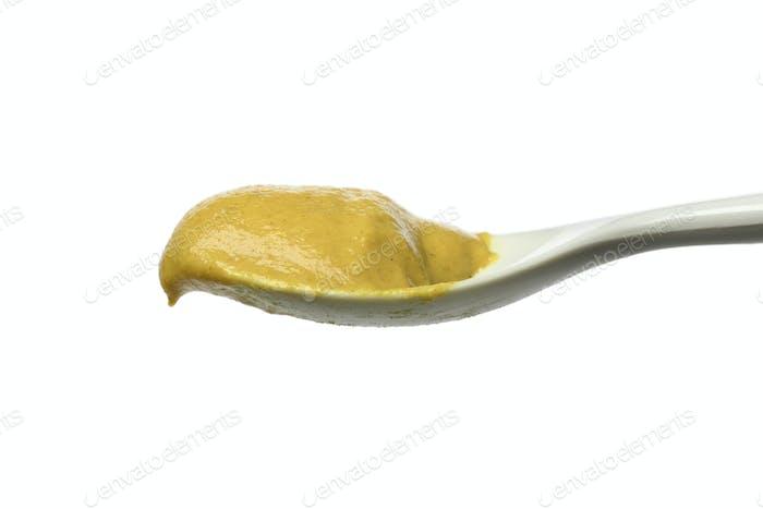 Spoonful with Dijon Mustard