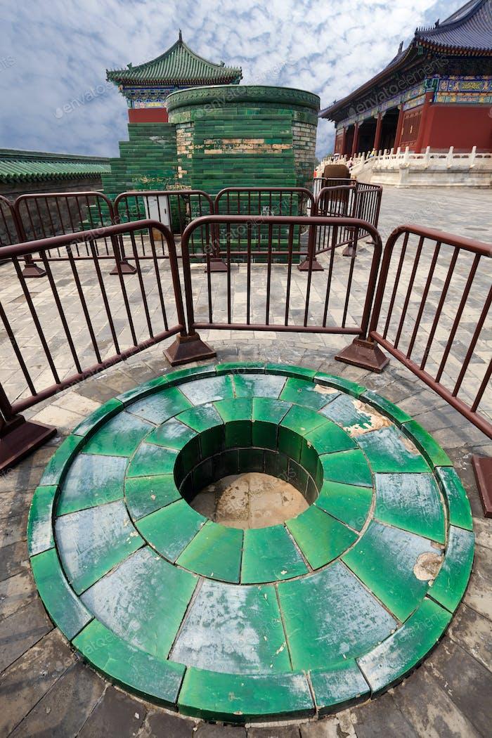 temple of heaven,copper burners