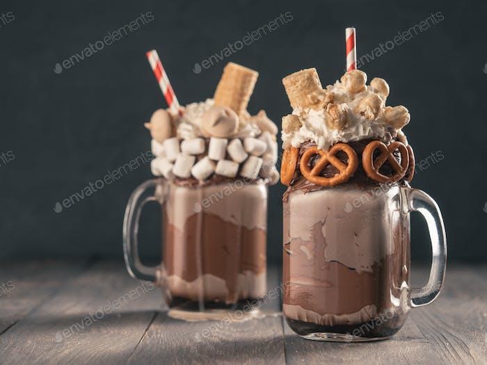 freakshake - sweet freaked milkshake
