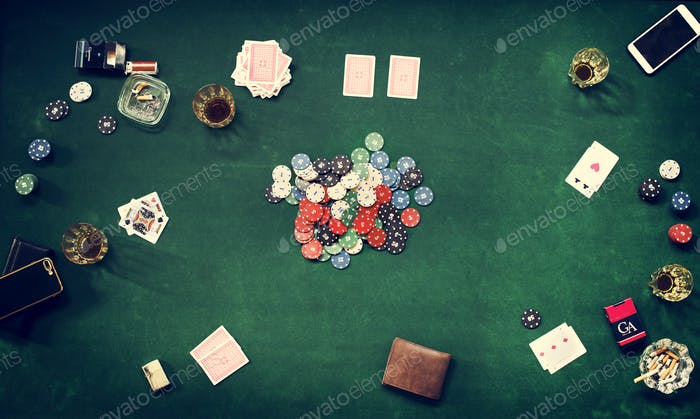 Gamble in casino betting