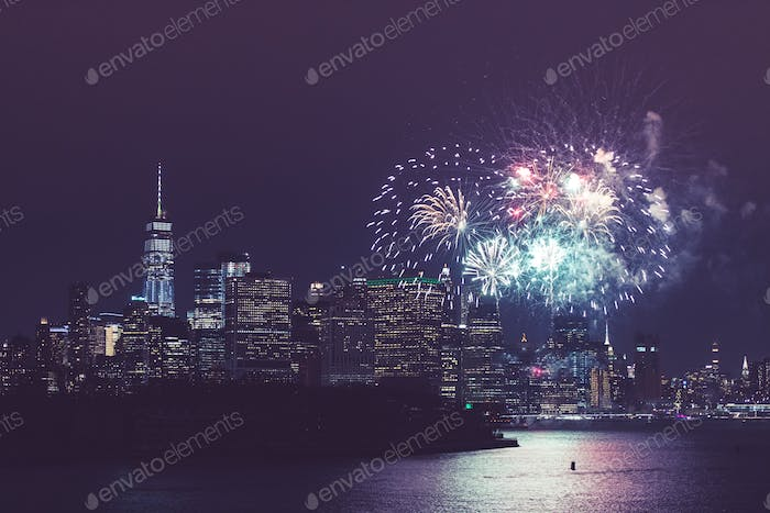 New York City Celebration
