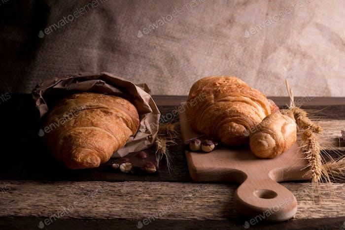 Croissants a Panel