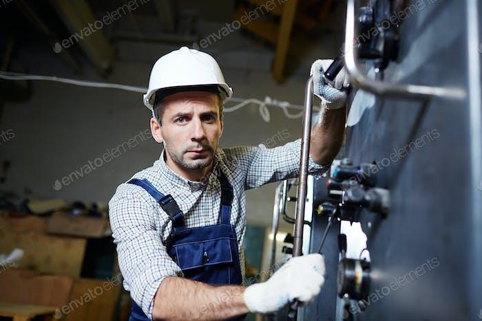 Промышленный рабочий