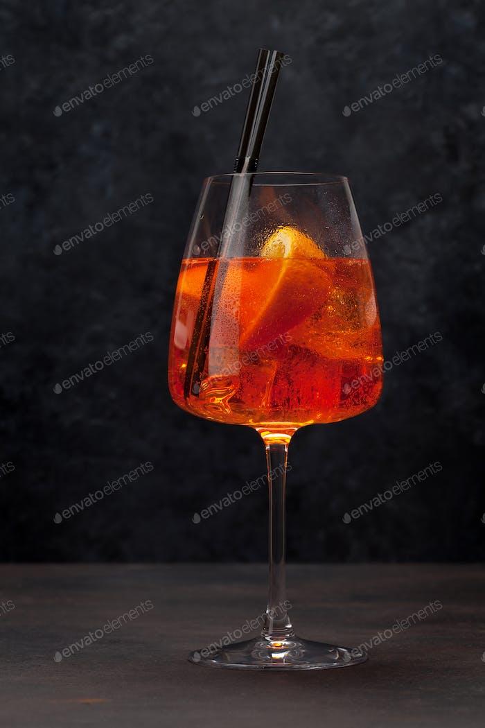 Aperol Spritz Cocktailglas
