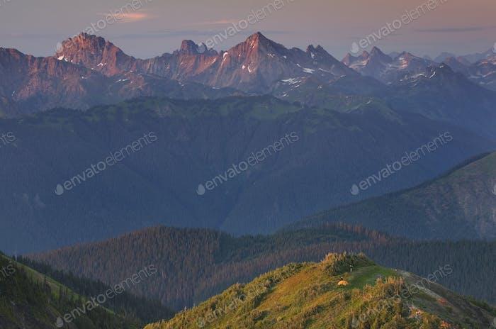 54843,Rocky mountains, North Cascades, Washington, United States