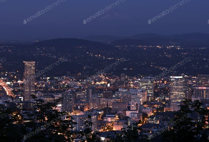 Portland Overlook
