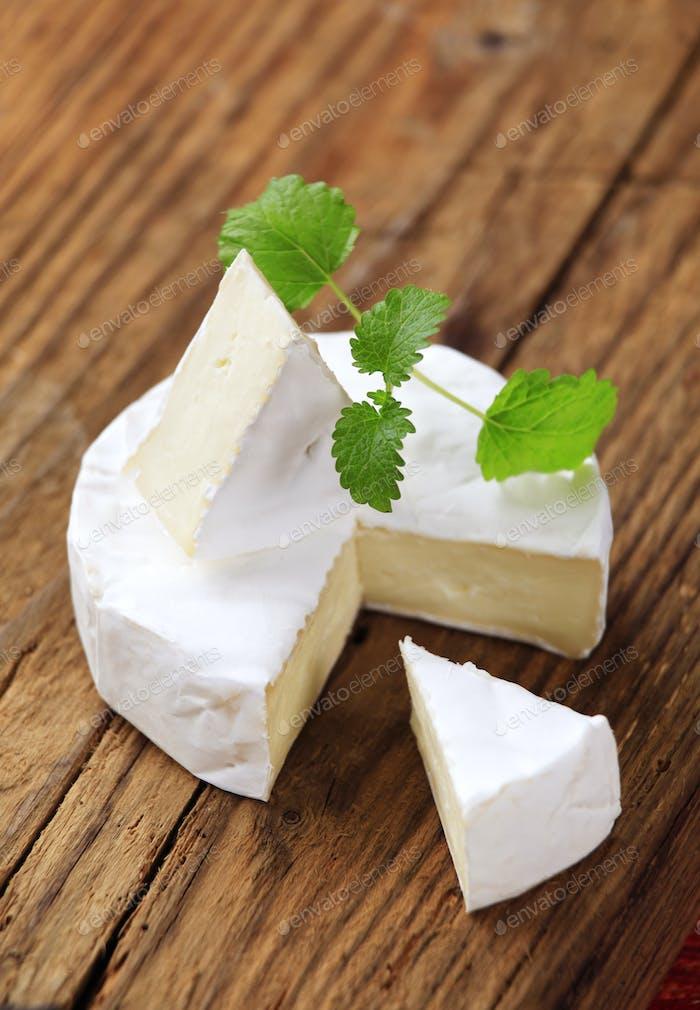 White rind cheese