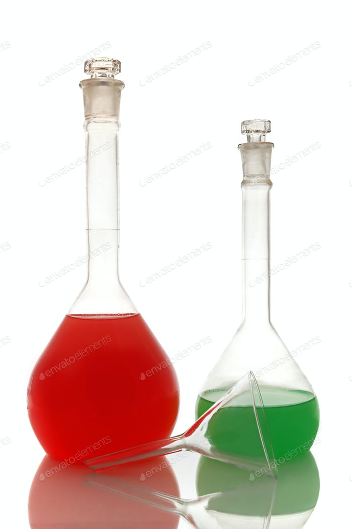 Chemical retorts
