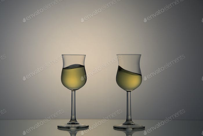 couple of marc glasses