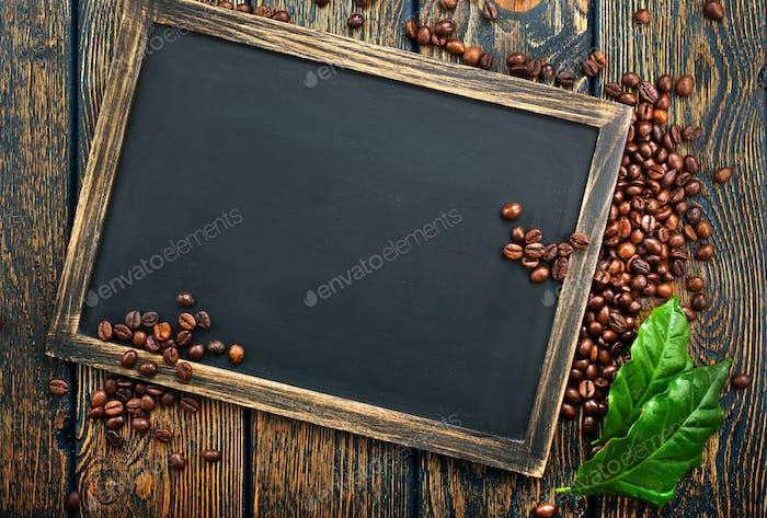 Kaffeehintergrund