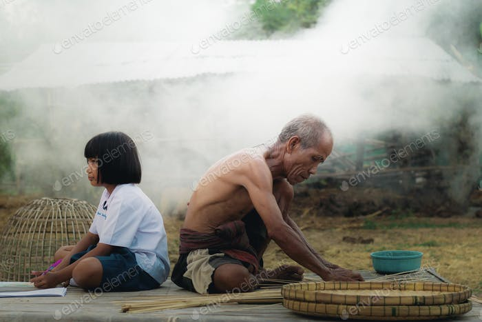 Thumbnail for rural life in Thailand
