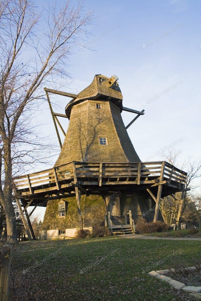 Peotone Windmill