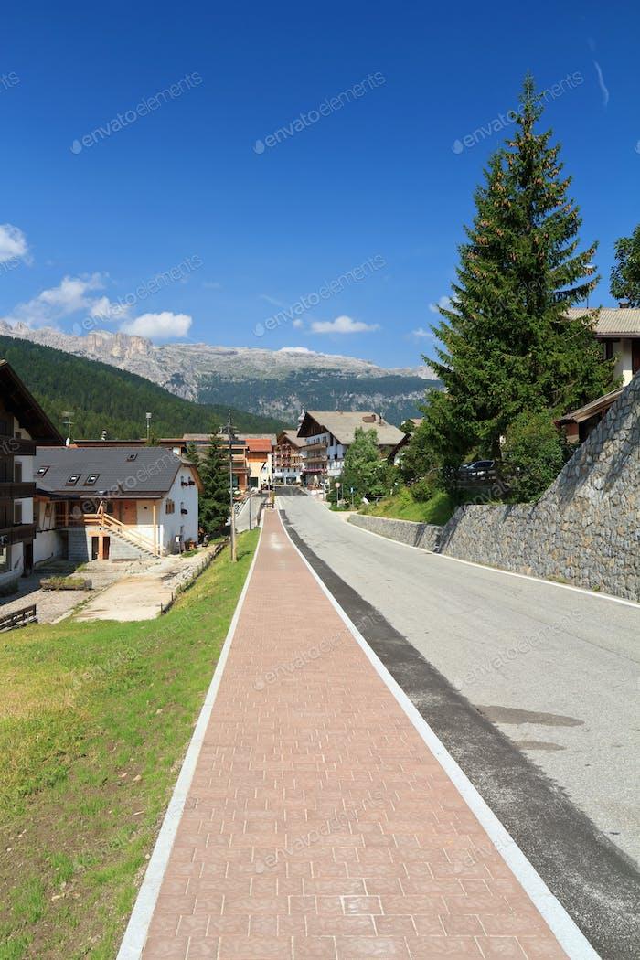Val Badia - San Cassiano