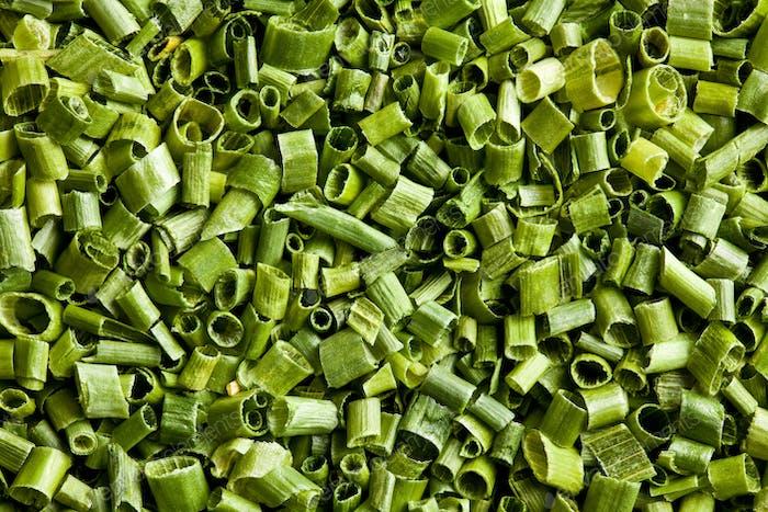 grüner Schnittlauch