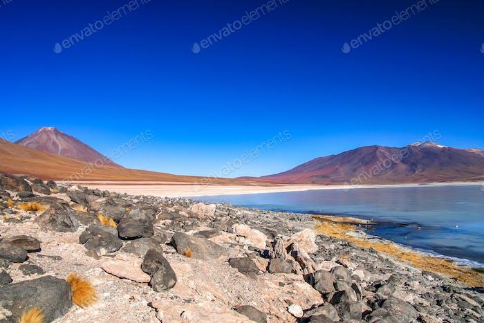Vulkanlandschaft Altiplano