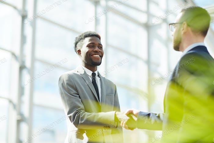 Trust between business partners