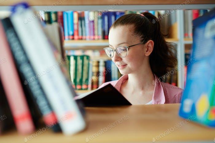 Interested reader