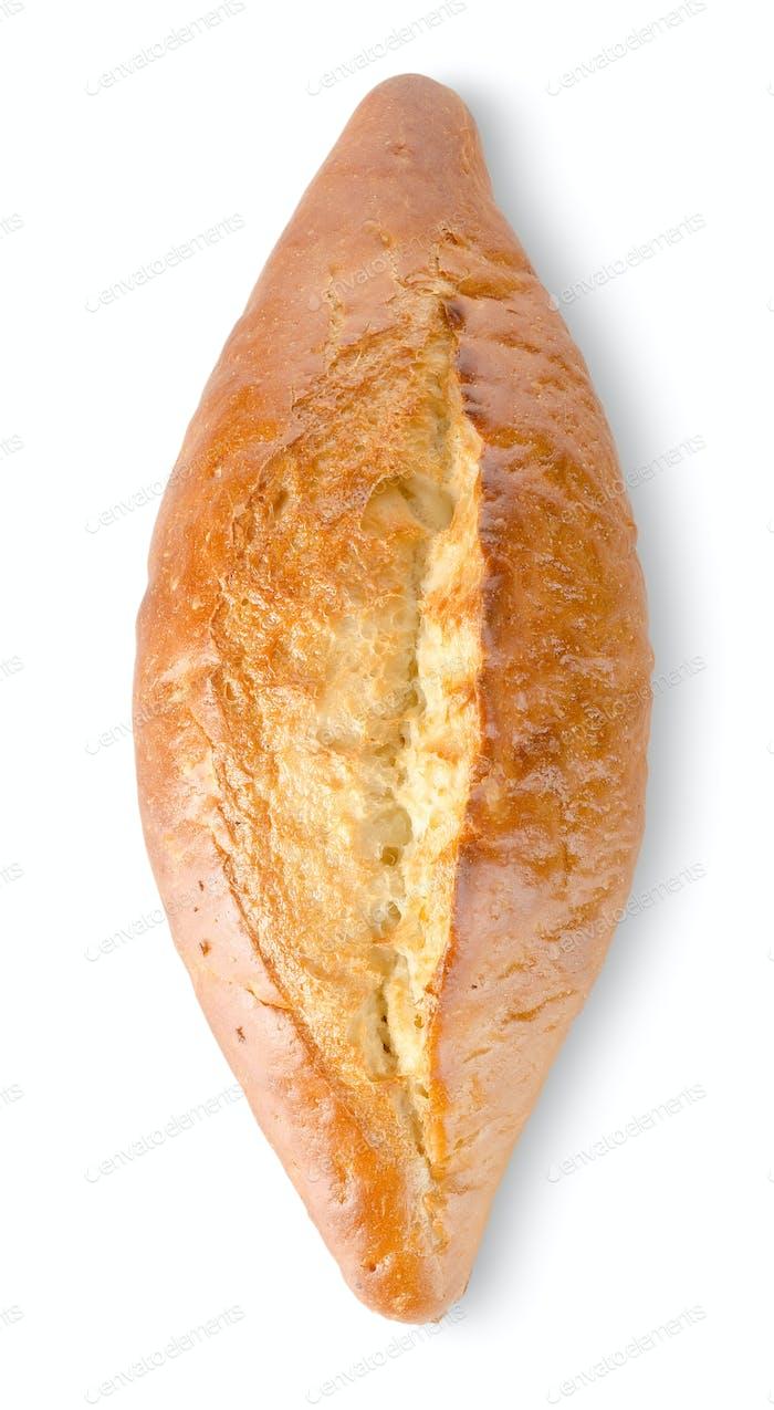 Fresh long loaf