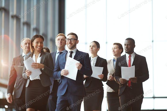 Intercultural delegates