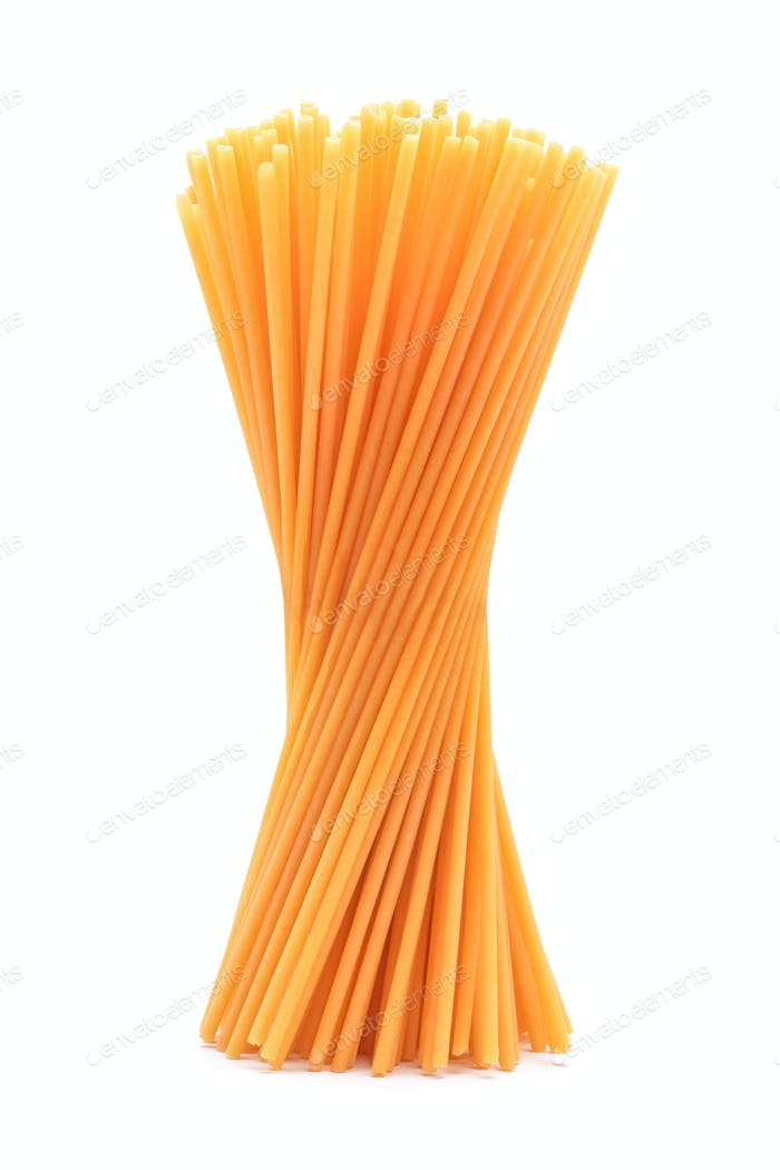 spaghetti bucatini pasta