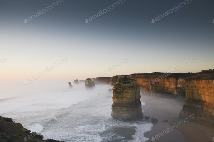 View of the Twelve Apostles, Australia