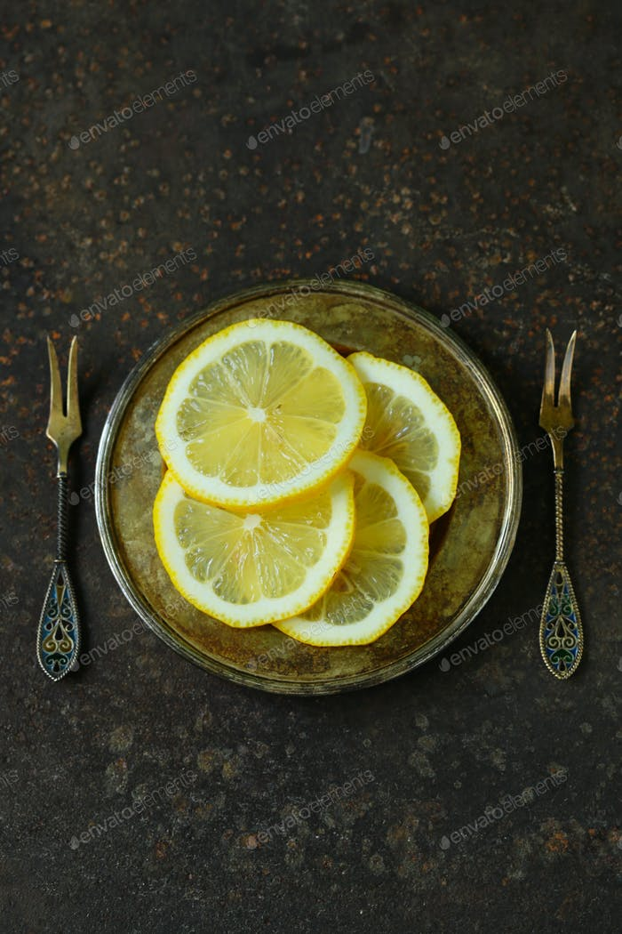 Organic Fruit Lemon