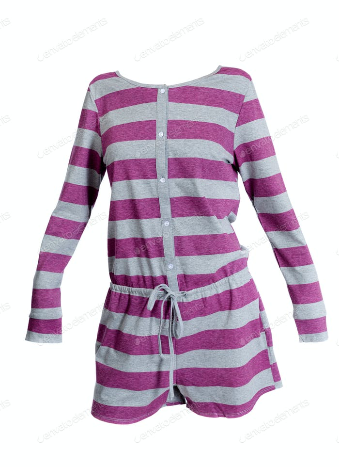female striped clothing