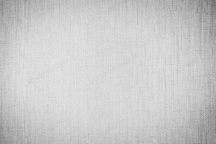 Abstrakte und oberflächliche graue Baumwollstruktur