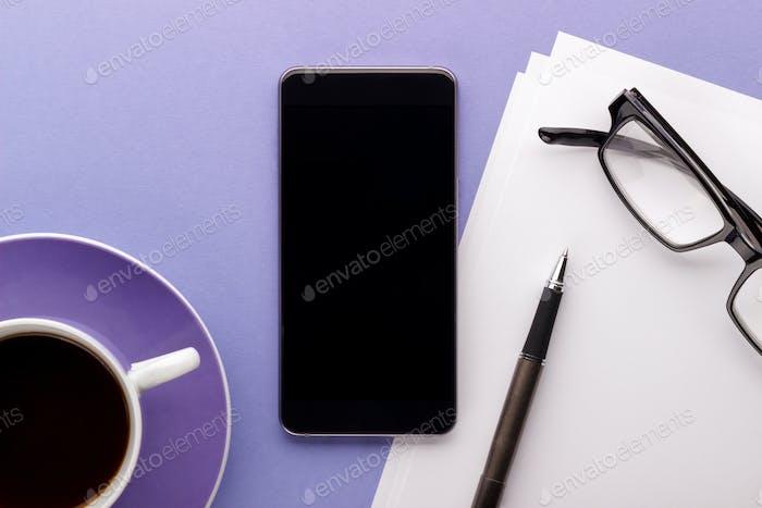 Smartphone-Mock Up