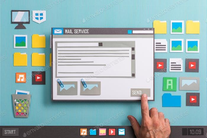 E-Mail service