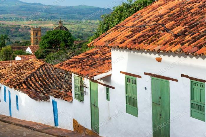 Barichara Colonial Architecture