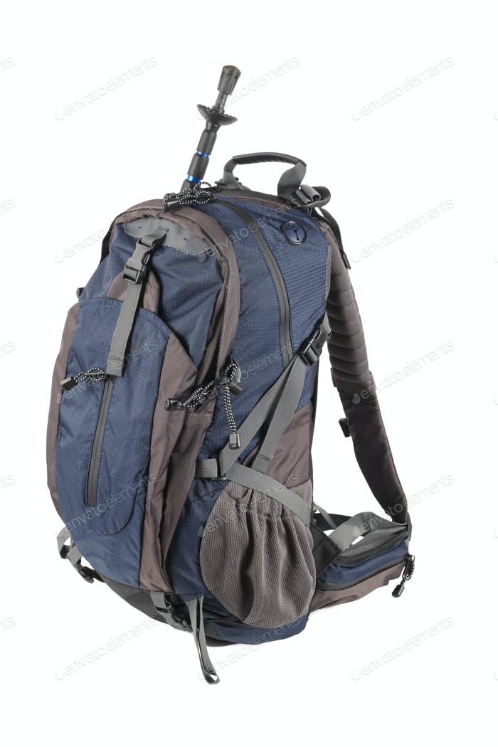 mountain-climbing bag