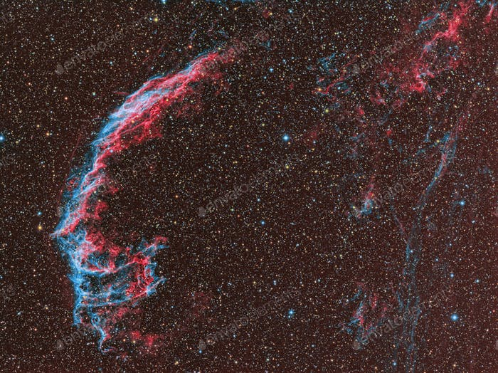 NGC6992 Veil Nebula Eastern Part