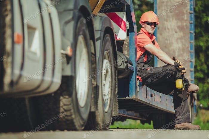 Transportation Industry Worker.