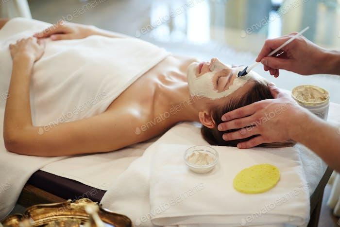 Skincare Procedures  in SPA